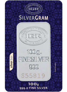 Silver Investment Bars